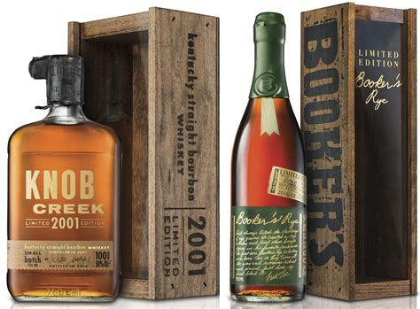 Knob Creek Jim Beam by Beam Honors Booker Noe With Limited Knob Creek And Rye