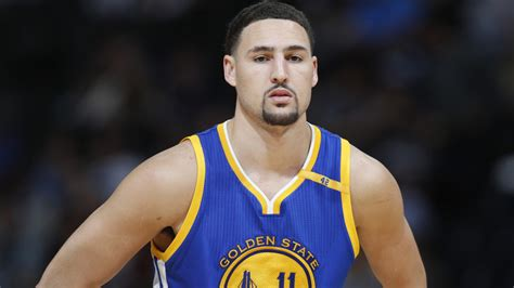 klay thompson klay thompson hadn t heard about trade rumor until gm bob myers called