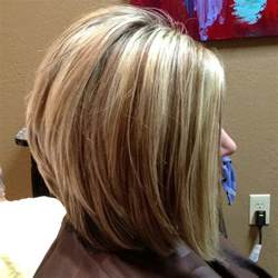 a line bob hairstyles pictures front and back stacked a line haircuts front and back views
