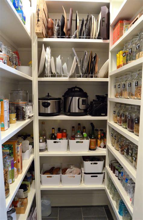 after new pantry organization system organization my big pantry redo how we got organized 100 days of