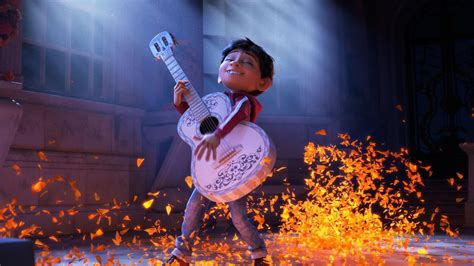 coco pixar pixar s coco takes us to the land of the dead in stunning