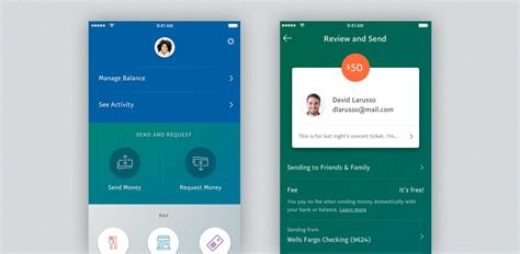 paypal mobile app paypal relaunches its mobile apps with minimal new design
