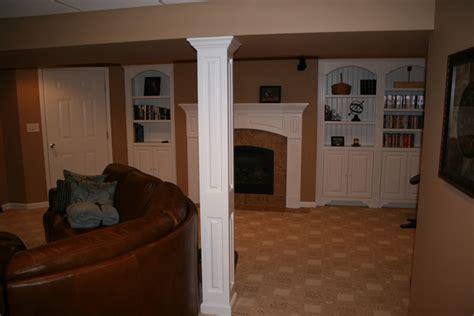 Make over your basement with custom wainscoting
