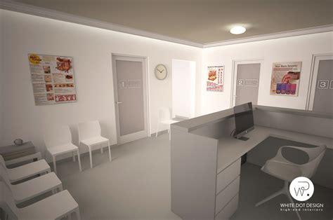 Cabinet Médical Design by Amenajare Cabinet Timisoara White Dot Design