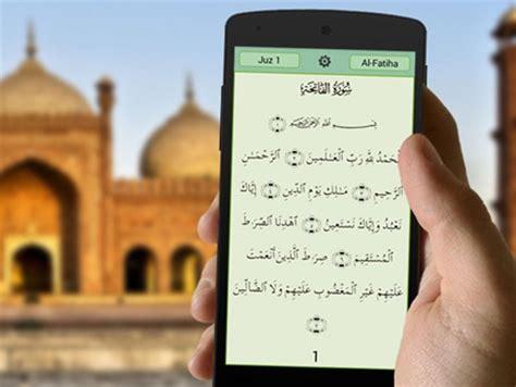 Cinta Quran Aplikasi Mudah Belajar Al Quran 5 aplikasi alquran android bikin semangat belajar ngaji