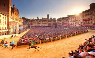 Palio di siena the world s oldest wildest horse race