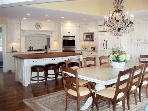 kitchen island table design ideas small kitchen table ideas pictures tips from hgtv hgtv