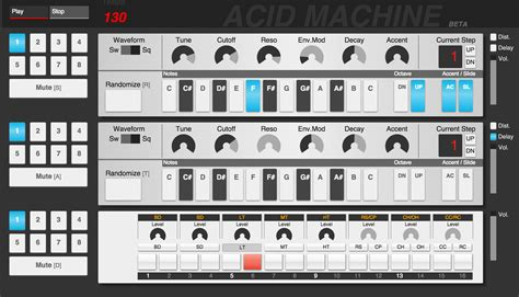 acid house make acid house in your browser with acid machine