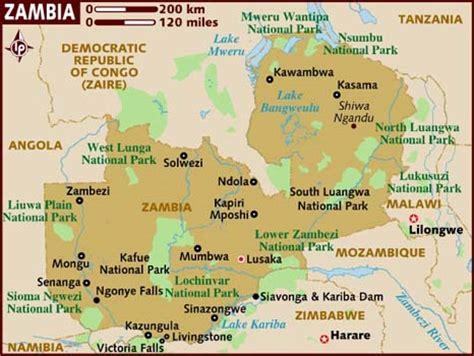zambia  present