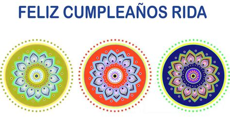 indian design happy birthday rida indian designs happy birthday youtube