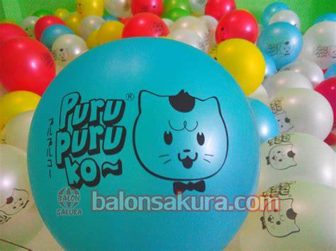 Jual Balon Polos by Jual Balon Sablon Kualitas No 1 Harga Murah Di Jakarta