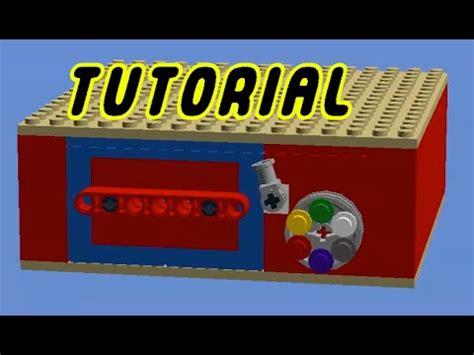 lego safe tutorial easy lego safe v1 tutorial youtube