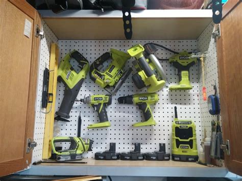 Tools Organizer Garage - 12 brilliant tool organization ideas her tool belt
