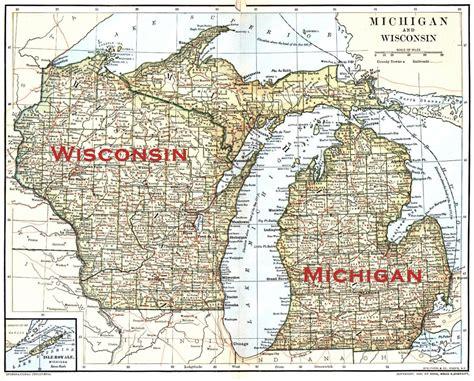 wi map breaking news the mitten war year struck