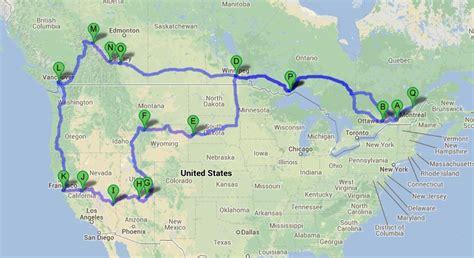Canada Road Trip 16500 Km Canada/USA pendant un mois !!! (Mai 2013)