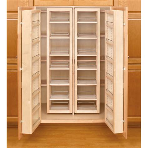 kitchen cabinet pantry rev a shelf swing out tall kitchen cabinet chef s pantries kitchensource com