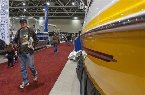 kansas city boat and sportshow out is in at the kansas city boat and sportshow the