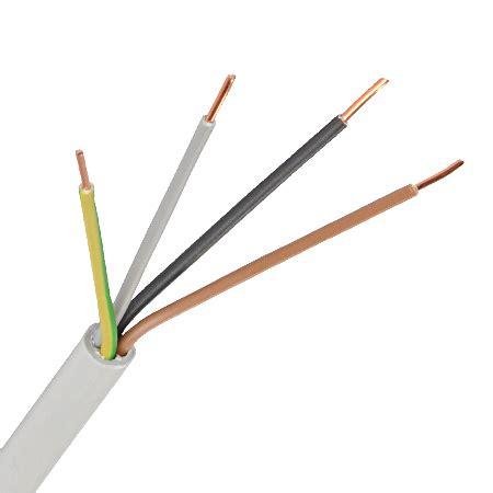 Kabel Nyy 1 5 mantelleitung nym j 4x1 5 mm 178 kabelscheune de