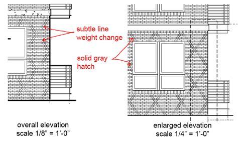 fill pattern line weight revit revitcity com complex brick pattern elevations