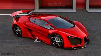 Lamborghini The Render Lamborghini Sinistro By Maher Thebian Gtspirit