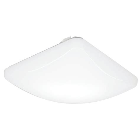 low profile surface mount led lighting lithonia lighting 11 in replacement lens for led low
