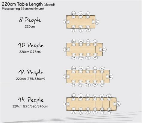 Rectangular Table Seating Planner