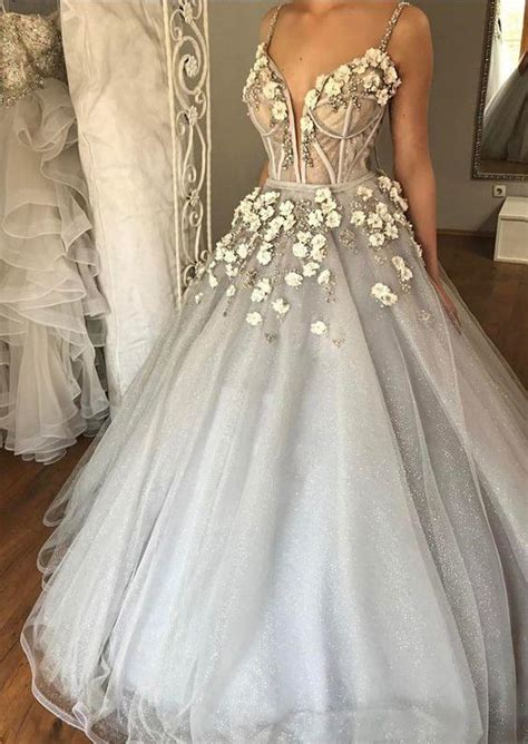 wedding dresses with silver beading straps wedding dresses silver wedding dresses chic