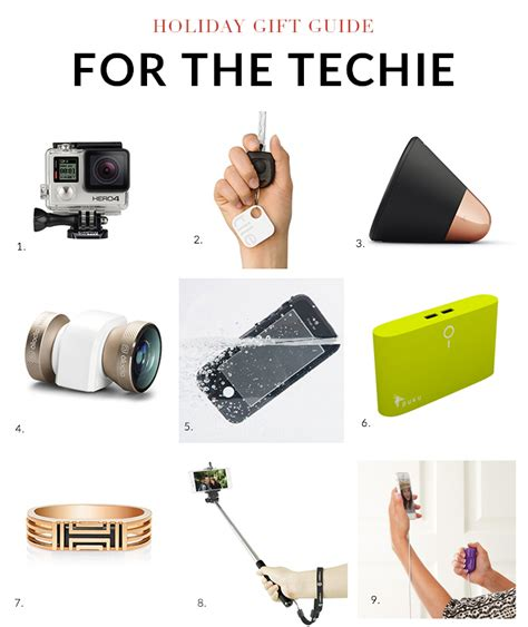 holiday gift guide 2014 gifts for the techie