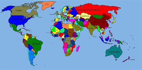 world political map large size travel   world