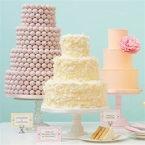 Best wedding cakes   Cake makers for special occasions