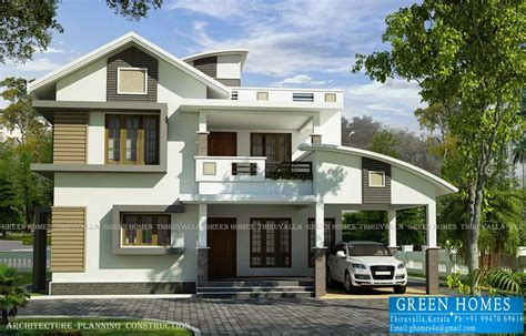 kerala home design thiruvalla green homes march 2014