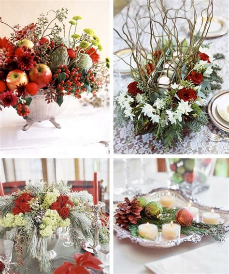 christmas table centerpieces to make 50 great easy centerpiece ideas digsdigs