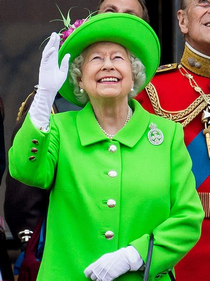 Dress Jersey Susun Squeen elizabeth s 90th birthday creates