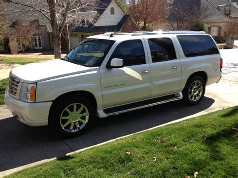 buy car manuals 2006 cadillac escalade transmission control find used 2006 one owner cadillac escalade esv platinum edition dvd 90k miles no reserve in
