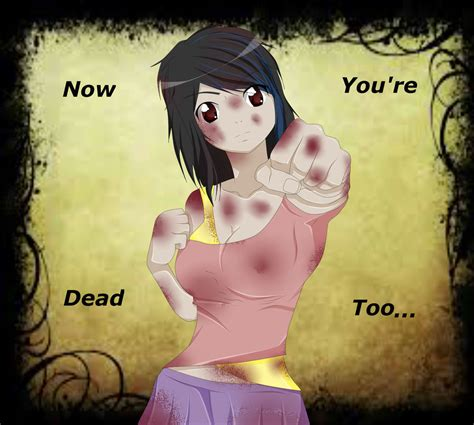 Now You Re Dead minori now you re dead by mitsuki01234 on deviantart