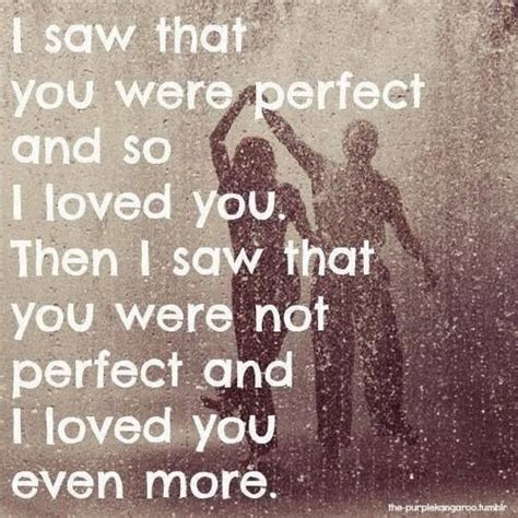 And Then You i loved you then i you now quote