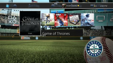 ps4 themes mlb mlb 15 the show dynamic themes now available on ps4