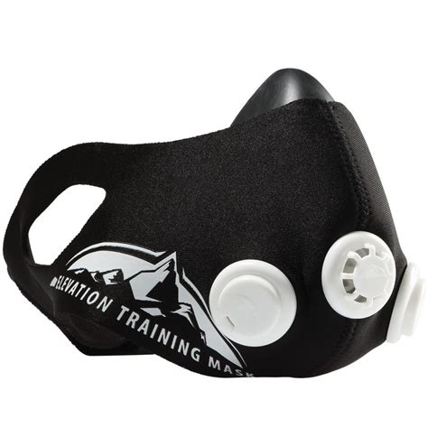 certified trainer elevation mask 2 0 title boxing