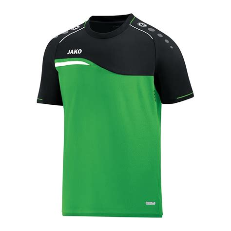 jako 50 rabattschein auf player competition jako competition 2 0 t shirt gr 252 n schwarz f22