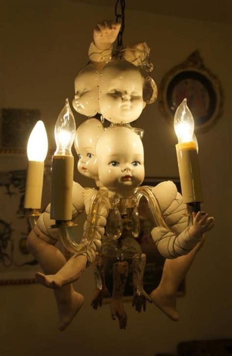 Creepy Home Decor Decorations Slash And Dine