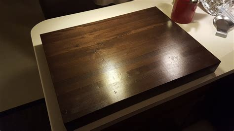 ana white stove top cover diy projects