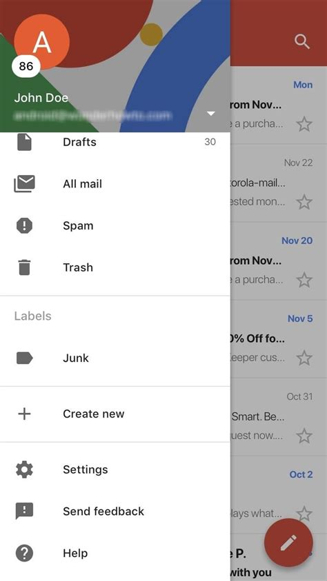 Gmail Email Search History Guide Clear The Search History In Gmail On Android And Ios