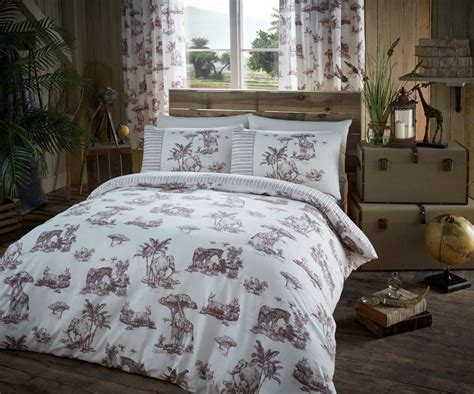 beautiful printed duvet quilt cover pillowcase bedding
