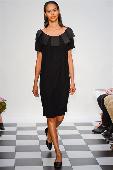 Yeohlee Fallwinter 2007 Runway Review by Yeohlee New York Summer 2013 Ready To Wear