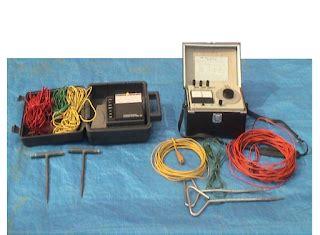 Alat Ukur 3 Phasa sistem distribusi tenaga listrik alat kerja dan alat ukur