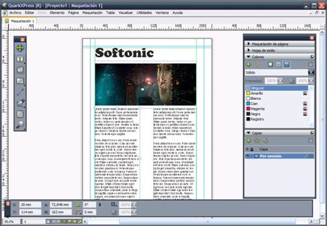 layout quark quarkxpress download