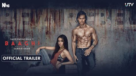 full hd video baaghi baaghi official movie trailer