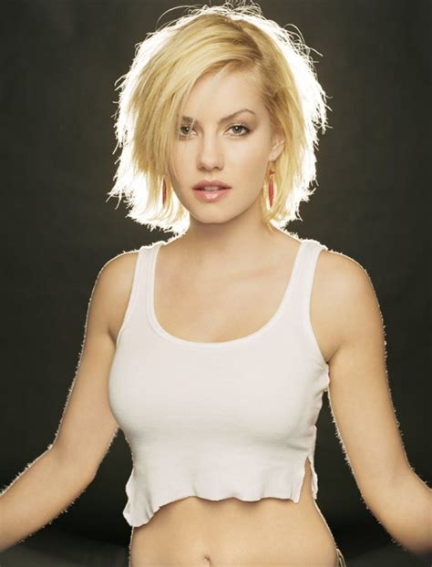 Elisha Cuthbert Chops Locks It Or It by The 17 Elisha Cuthbert Pictures Of All Time