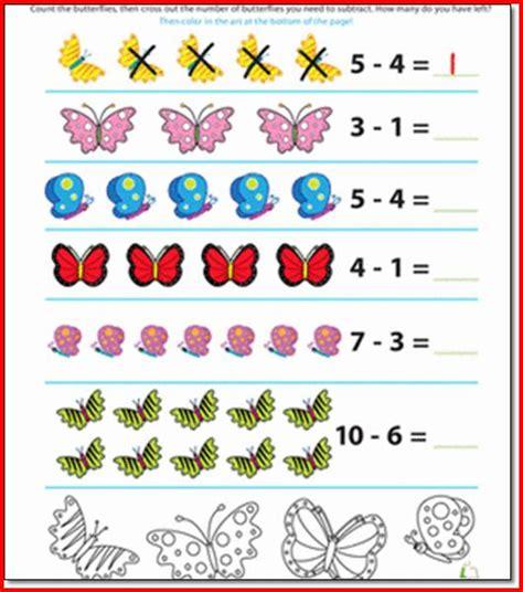 printable subtraction games for kindergarten image gallery subtraction activities