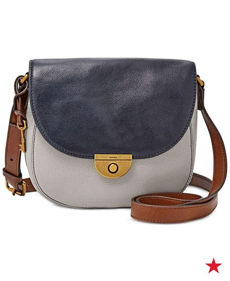 Tas Fossil Emi Saddle Wine Large Crossbody Bag Nwt Original Authentic 17 best images about must haves 2016 on seasons nash and shops